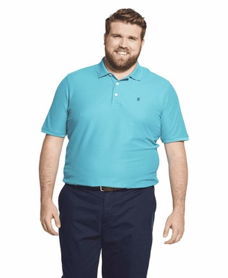 Izod Men's Advantage Performance Solid Polo (Big Tall Slim)