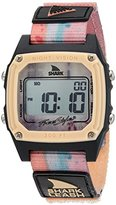 Freestyle 'Shark' Quartz Plastic and Nylon Sport Watch, Color:Grey (Model: 10027043)