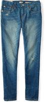 Ralph Lauren Distressed Skinny Jeans, Big Girls (7-16)