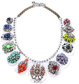 Shourouk 'Duma Kami' necklace