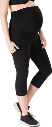 Belly Bandit® ActiveSupport® Power Capri Maternity Leggings