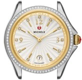 Michele Women's Belmore Watch Case, 34Mm