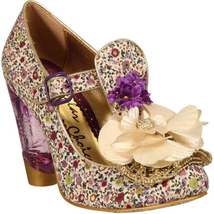 Irregular Choice Can't Touch This Shoes