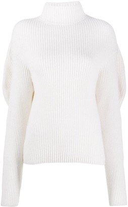 Nina Ricci Ribbed Knit Jumper