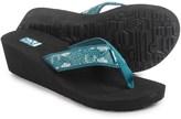 Teva Mandalyn Mush® Wedge 2 Sandals - Flip Flops (For Women)