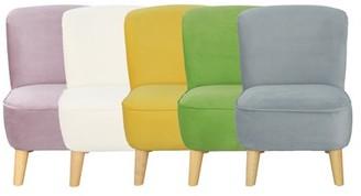 Karla Dubois Juni Ultra Comfort Kids Chair, Multiple Colors