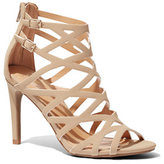 New York & Co. Strappy Cage Sandal