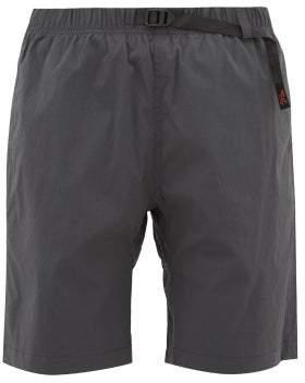 Gramicci Yosemite Elasticated-waist Shorts - Mens - Black