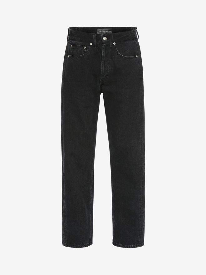 Alexander McQueen Selvedge Jeans