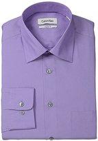 Calvin Klein Men's Regular Fit Button-Front Shirt