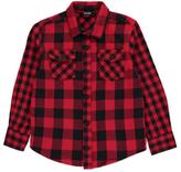 George Long Sleeve Checked Shirt