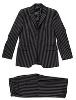 Givenchy 2016 Striped Wool Suit