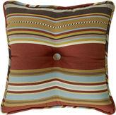 HIEND ACCENTS HiEnd Accents Calhoun Striped Square Decorative Pillow