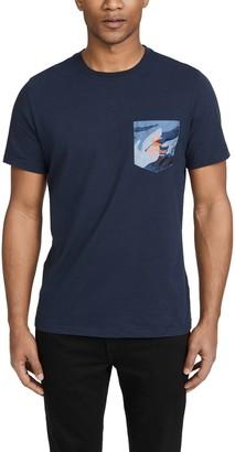 Barbour Ocean Camo Pocket T-Shirt