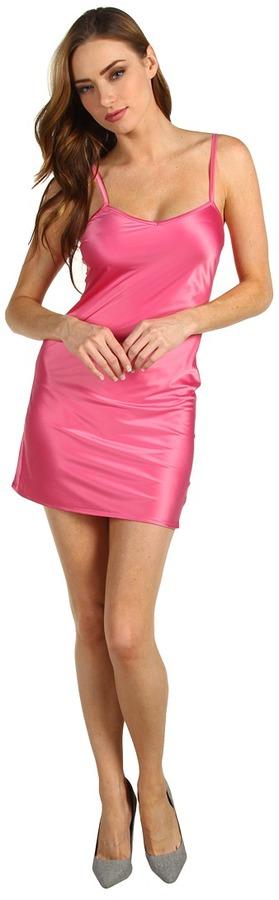 Balmain Pierre Slip/Dress for 74M3 6M74S3 (Fuchsia) - Apparel