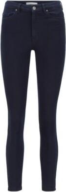 HUGO BOSS Super-skinny-fit jeans in ultra-stretch denim