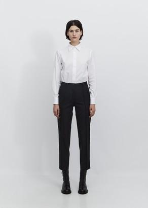 Officine Generale Roxane Fresco Wool Trousers