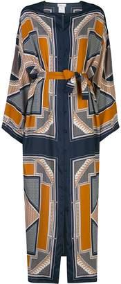 Rosetta Getty kaftan shirt dress