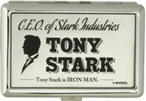 """Buckle Down Buckle-Down Unisex-Adult's Business Card Holder-Iron Man 3.7"""" x 2.5"""""""