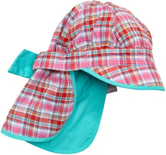 Sterntaler Girl's Schirmmutze m. Nackenschutz Hat