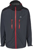 Trespass Mens Lupton Hooded Full Zip Waterproof Coat/Jacket (L)