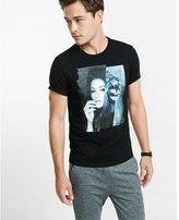 Express man eater graphic t-shirt