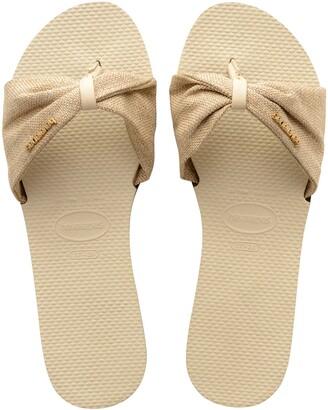 Havaianas You St. Tropez Material Sandal