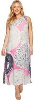 Nic+Zoe Plus Size Sungrove Dress Women's Dress