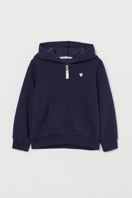 H&M Zip-through hoodie
