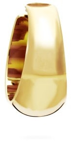 Lemaire Chunky Hoop Ear Cuff - Womens - Gold