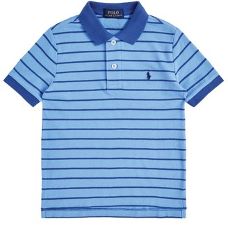 Ralph Lauren Kids Striped Polo Shirt (5-7 Years)