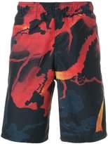 Givenchy print swim shorts