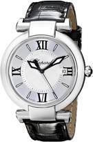 Chopard Women's 388532-3001 LBK Imperiale Analog Display Swiss Quartz Black Watch