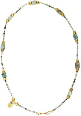 Gurhan 24K Phoenician Turquoise Necklace