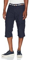 Tom Tailor Men's Bermuda with Belt Short,W31
