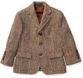 Ralph Lauren 2-7 Linen-Silk Sport Coat