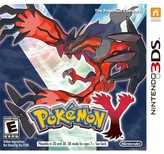 Nintendo Pokemon Y 3DS)