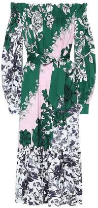 Erdem Brigida floral cotton dress