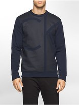 Calvin Klein Colorblock Logo Sweatshirt