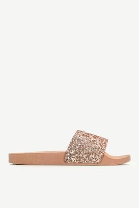 Ardene Glitter Pool Slides