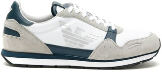 Emporio Armani Side Logo Sneakers