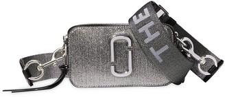 Marc Jacobs The Snapshot Glitter crossbody bag