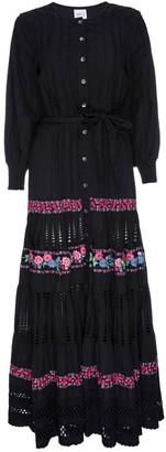 MISA Delfina Maxi Dress - XS