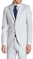 Theory Devlen Notch Lapel Two Button Blazer