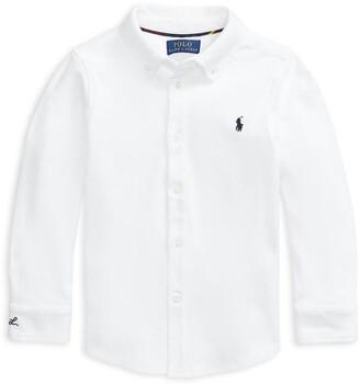 Ralph Lauren Kids Polo Pony Shirt (7-14 Years)