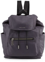 Marc Jacobs Easy Baby Backpack/Diaper Bag, Gray