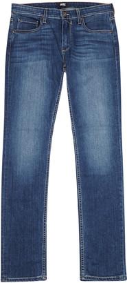 Paige Croft Blue Skinny Jeans