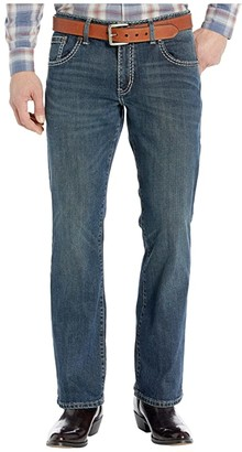 Wrangler Rock 47 Slim Boot Jeans (Soundtrack) Men's Jeans