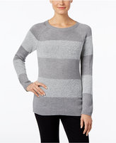 Calvin Klein Textured Sweater, A Macy's Exclusive Style
