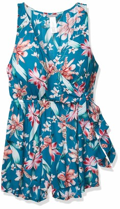 La Blanca Women's Romper Swimsuit Cover Up